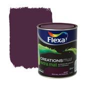 Flexa Creations muurverf extra mat royal intrigue 1 l