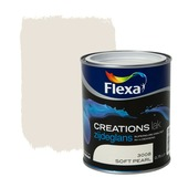 Flexa Creations lak zijdeglans soft pearl 750 ml
