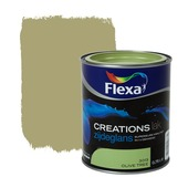 Flexa Creations lak zijdeglans olive tree 750 ml