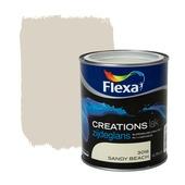 Flexa Creations lak zijdeglans sandy beach 750 ml