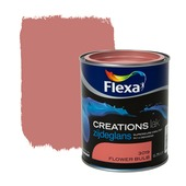 Flexa Creations lak zijdeglans flower bulb 750 ml