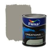 Flexa Creations lak zijdeglans authentic grey 750 ml