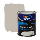 Flexa Creations lak zijdeglans urban taupe 750 ml