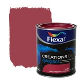 Flexa Creations lak zijdeglans raspberry swirl 750 ml