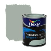Flexa Creations lak zijdeglans early dew 750 ml