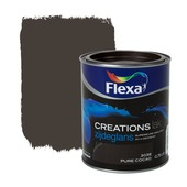 Flexa Creations lak zijdeglans pure cocao 750 ml