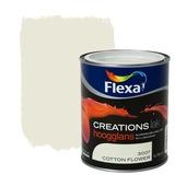 Flexa Creations lak hoogglans cotton flower 750 ml
