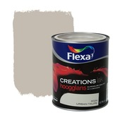 Flexa Creations lak hoogglans urban taupe 750 ml