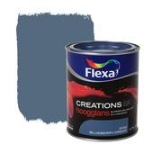 Flexa Creations lak hoogglans blueberry dream 750 ml