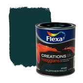 Flexa Creations lak hoogglans oldtimer rally 750 ml