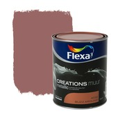 Flexa Creations metallic muurverf mat buzz around 1 l