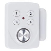 Smartwares SC33 deur-/raamalarm met cijfercode 100 dB