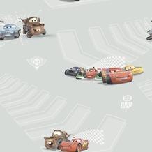 Papierbehang cars multicolour (dessin df72799)