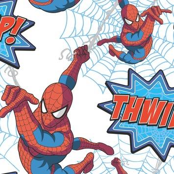 Papierbehang spiderman multicolour (dessin df73299)