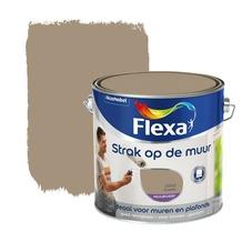 Flexa Strak op de Muur muurverf suede 2,5 l