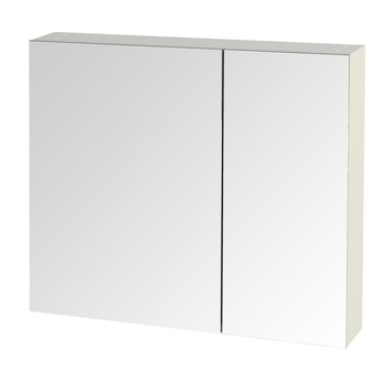 tiger sline spiegelkast 80 cm hoogglans wit kopen