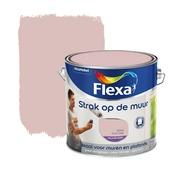 Flexa Strak op de Muur muurverf oudroze 2,5 l