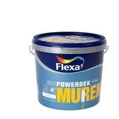 Flexa Powerdek muurverf mat stralend wit 10 l