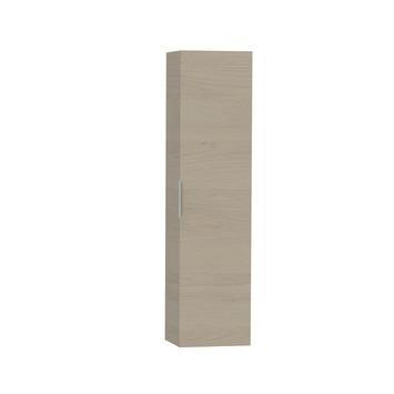Tiger Studio kolomkast 160 cm natuurlijk eiken greep rvs