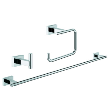Grohe Essentials Cube Accessoire Set 3-in-1