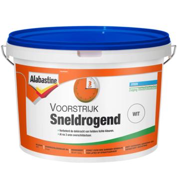 Alabastine voorstrijk sneldrogend wit 2,5 liter