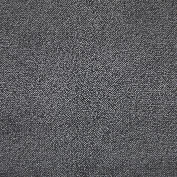 Kleurstaal tapijt kamerbreed Derby donkergrijs
