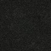 Kleurstaal tapijt kamerbreed Stockport zwart
