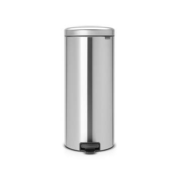 Pedaalemmer 30 liter 'newIcon' met kunststof binnenemmer