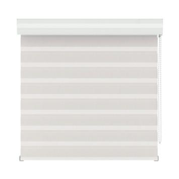 KARWEI roljaloezie lichtdoorlatend off white (4336) 60 x 210 cm
