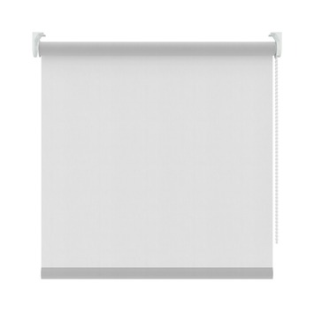 KARWEI rolgordijn transparant wit (1240) 90 x 190 cm (bxh)