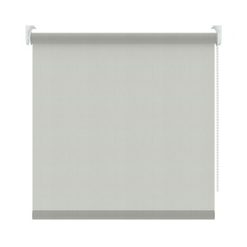 KARWEI rolgordijn transparant grijs (1241) 210 x 190 cm