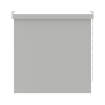 KARWEI rolgordijn verduisterend licht grijs (5733) 180 x 190 cm