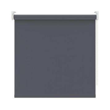 KARWEI rolgordijn verduisterend antraciet (5756) 210 x 190 cm