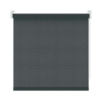 Le Noir & Blanc rolgordijn lichtdoorlatend denim blue (3684) 120 x 190 cm