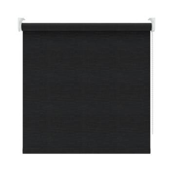 Le Noir & Blanc rolgordijn verduisterend black (5642) 90 x 190 cm