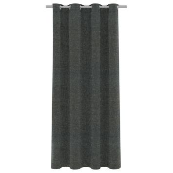 vtwonen kant en klaar gordijn grain grey 1145 140 x 280 cm