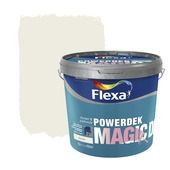 Flexa Powerdek Magic Dry RAL 9010 10 liter