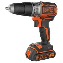 Black & Decker accuklopboormachine BL188K 18V Li-ion