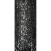 Kattenstaarten antraciet (zwart) 100x230 cm