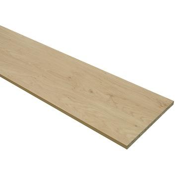 Meubelpaneel abs eiken 240x60 cm dikte 18 mm kopen karwei for Karwei meubelpaneel