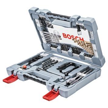 Bosch Prof v-line boren-en bitset 76-delig