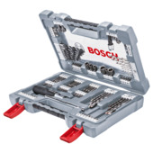 Bosch boren & bitsets premium 105 delig