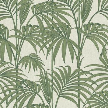 Vliesbehang honolulu groen (dessin 32-969)