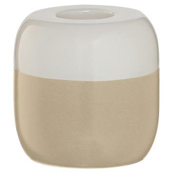 Sealskin Kaarsenhouder Sphere Porselein Zand
