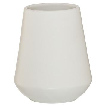 Sealskin Beker Conical Porselein Wit