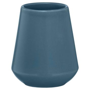 Sealskin Conical Beker Porselein Blauw