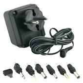 Universele adapter 300 MA/6 PLUGGEN