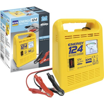 GYS Acculader energy 124