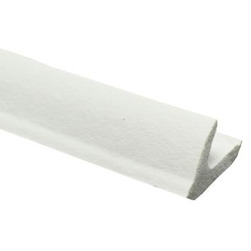 Handson tochtband V-profiel EPDM rubber wit 3 meter 2 stuks