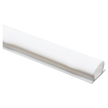 Handson tochtband O-profiel siliconen wit 3 meter 2 stuks